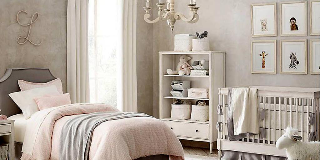 C mo decorar un dormitorio infantil con arquitectura - Decoracion en paredes de dormitorios ...